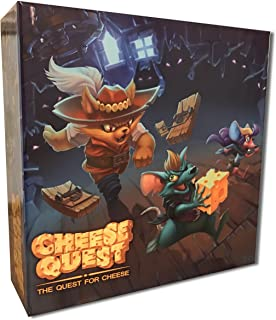 Cheese Quest: The Quest for Cheese Board Game