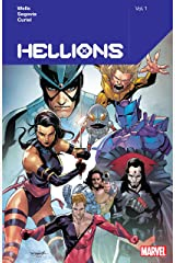 Hellions by Zeb Wells Vol. 1 (Hellions (2020-)) Kindle Edition