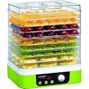 Deshidratador Alimentos Aicook, Deshidratadora de Frutas 5 ...