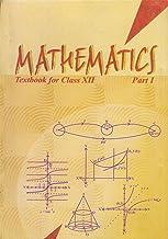 Mathematics Textbook for Class 12 - Part I  - 12079