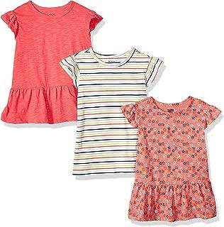 Garanimals Girl shirt top  toddler size 24m,4t,3t 100/% cotton Striped sleeveless