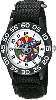 Kids' W002624 Avengers Time Teacher Analog Display Analog...
