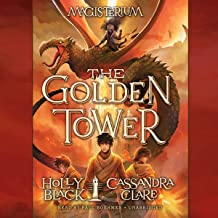 The Golden Tower: Magisterium Series, Book 5