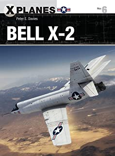 Bell X-2 (X-Planes Book 6) (English Edition)