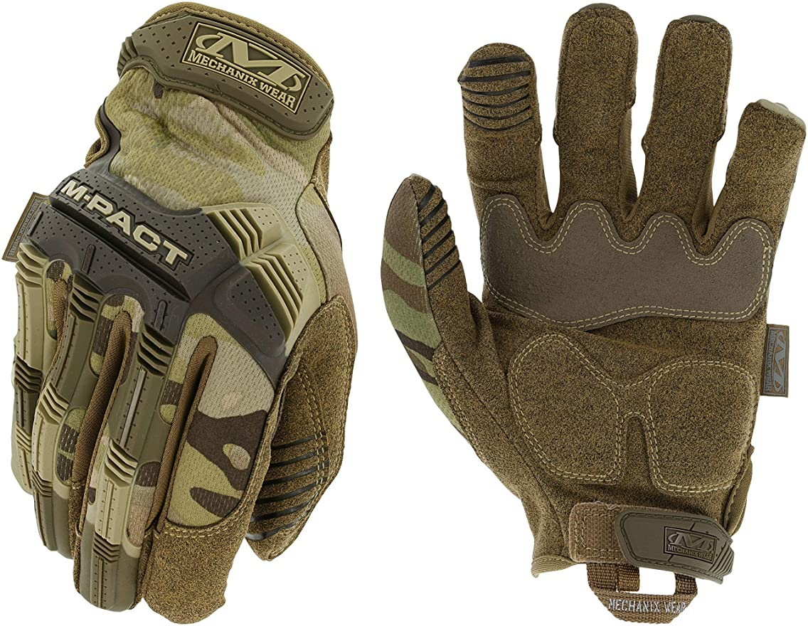 Mechanix Wear - MultiCam M-Pact Tactical Gloves (XX-Large, Camouflage)