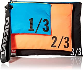 Diesel Men's ITSAFANJOB BUSTINE-Handbag, Multi 4, UNI
