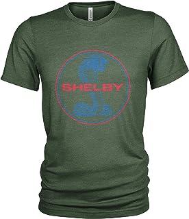 Official Shelby Cobra Round Logo Men's T-Shirt