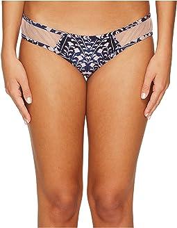 Sun Shadow Luxe Hipster Bikini Bottom