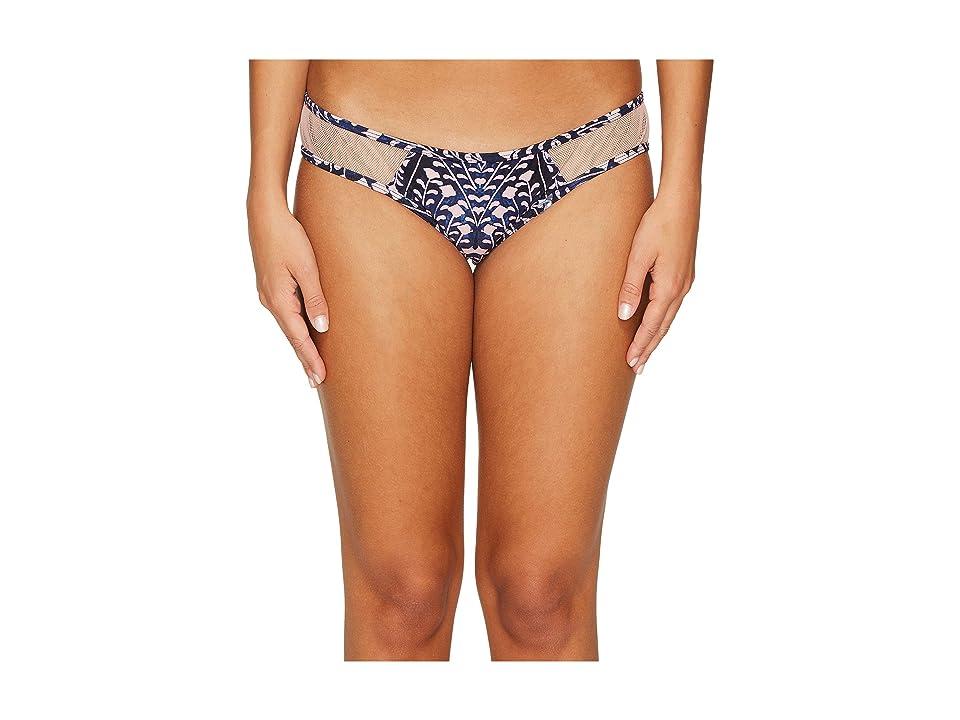 Rip Curl Sun Shadow Luxe Hipster Bikini Bottom (Navy) Women