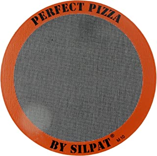 Silpat Perfect Pizza Mat Silicone Baking, 12