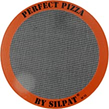 Silpat Perfect Pizza Mat Silicone Baking, 12""