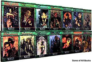 Clan Novel Vampire the Masquerade - Toreador - Tzimisce - Gangrel - Setite - Ventrue -Lasombra - Assamite - Ravnos - Malkavjan - Giovanni -Brujah - Tremere - Nosferatu - 13 volumes (Clan Novel Vampire the Masquerade, Volumes 1-13)