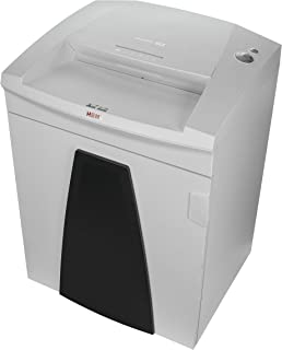 "HSM SECURIO B35 1/4"" Strip-Cut Shredder; shreds up to 42 sheets; 34.3-gallon capacity"