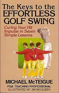 easy golf swing method