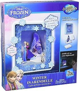 In My Room Dream Scenes Disney Frozen Tabletop Décor Night Light