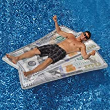Swimline Ben Franklin Money Mat Pool Float