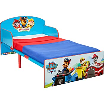 Marvel Spider Man Kids Toddler Bed By Hellohome Amazon Co