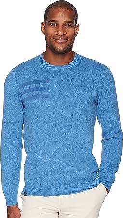 3-Stripes Crew Neck Sweater
