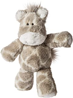 Mary Meyer Marshmallow Junior Stuffed Animal Soft Toy, 9-Inches, Greyling Giraffe