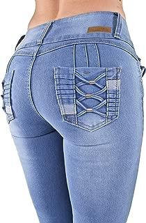 Plus/Junior Size Colombian Design, Butt Lift Levanta Cola, Skinny Jeans