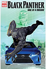 Black Panther: Soul Of A Machine (2017) #1 Kindle Edition