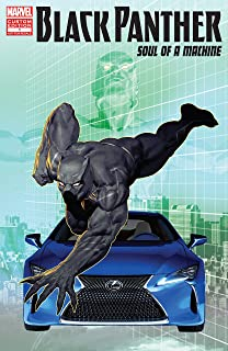 Black Panther: Soul Of A Machine (2017) #1 (English Edition)
