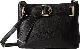 Calvin Klein - Nola Belted Top Zip Crossbody