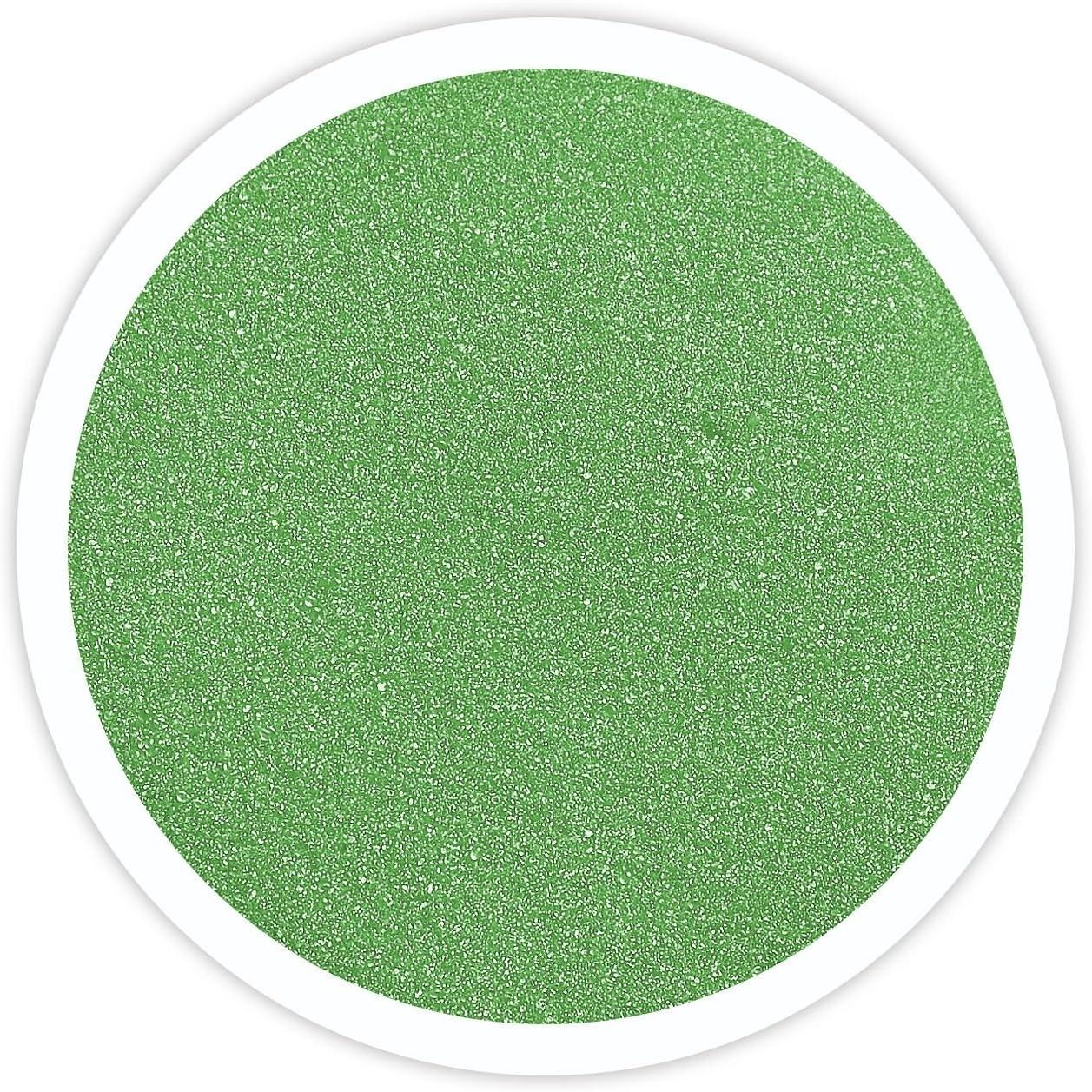 Sandsational Superlatite Clover Green Unity Sand 1 Colored for Pound service