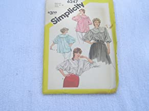 vintage blouse sewing patterns
