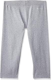 Champion 111848 EM006OXGM Women's Pants Capri, Large, Grey