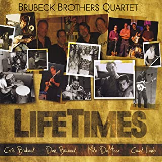 brubeck brothers lifetimes