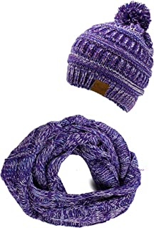Best girls hat and scarf set Reviews