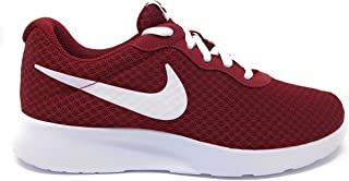 new style 60462 3bf49 Nike 812655-604  Women s Team Red White Tanjun Running Sneakers (9.5 B