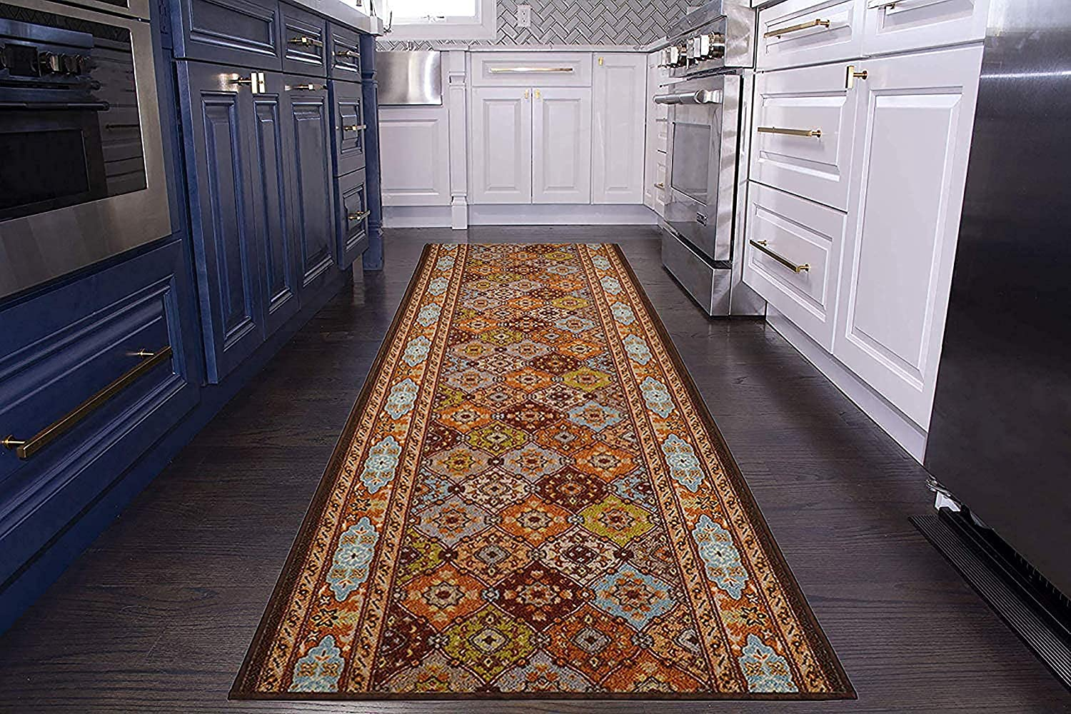 Special Campaign Custom Popular products Size Runner Bakhtiari Persian Inch 36 Roll Design