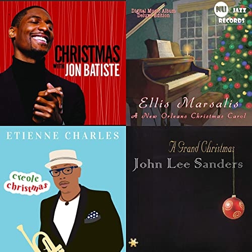 Amazon.com: New Orleans Jazz For Christmas: Louis Armstrong ...