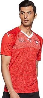 PUMA Herren Shirt Suisse Home Shirt Replica