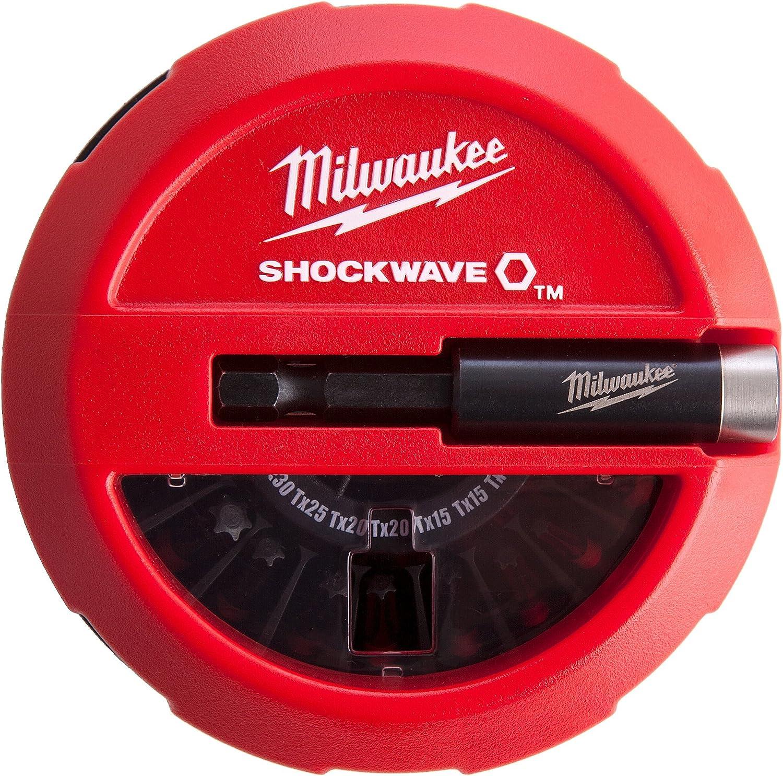 Milwaukee GEN II Shockwave Impact Duty Set Bit Assorted 15 Piece Limited price Import