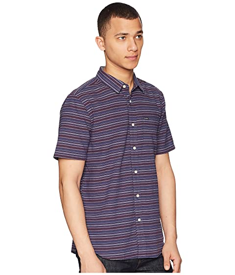 Short Sleeve Volcom Short Sable Volcom Sable Sleeve wU764Sq