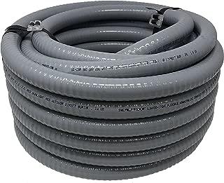 Sealproof 1-Inch Flexible Non-metallic Liquid-Tight Electrical Conduit Type B, UL Listed, 1