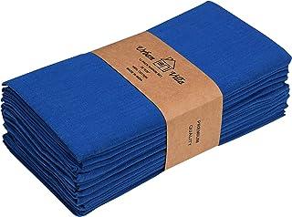 Napkin Parent Product Napkins (Set of 12) RoyalBlue