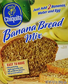 Chiquita Banana Bread Mix - 3 Boxes