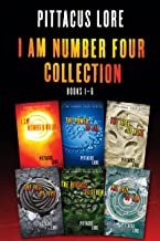 I Am Number Four Collection: Books 1-6: I Am Number Four, The Power of Six, The Rise of Nine, The Fall of Five, The Reveng...