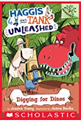 Digging for Dinos: A Branches Book (Haggis and Tank Unleashed #2) Kindle Edition
