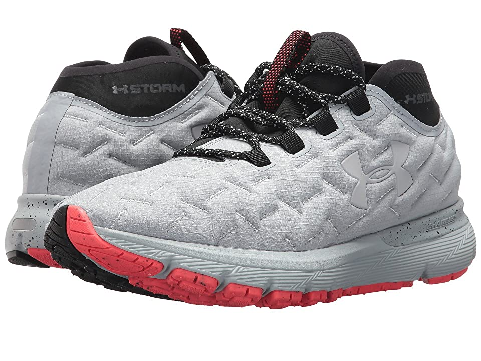 Under Armour Charged Reactor Run (Overcast Gray/Black/Overcast Gray) Women