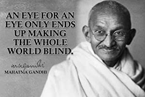 Mahatma Gandhi Motivational Poster Quote Inspirational Quotes Classroom Posters Pioneer Wall Art India Decor Yoga Pictures Zen Teacher Classrooms Growth Mindset Posters History Teachers P070