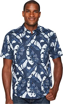 Tommy Bahama Lunar Leaves Camp Shirt