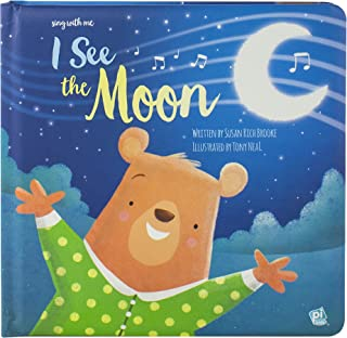 I See the Moon Sing With Me Sound Book - PI Kids