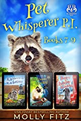 Pet Whisperer P.I. Books 7-9 Special Edition (Whiskered Mysteries Book 10) (English Edition) Format Kindle