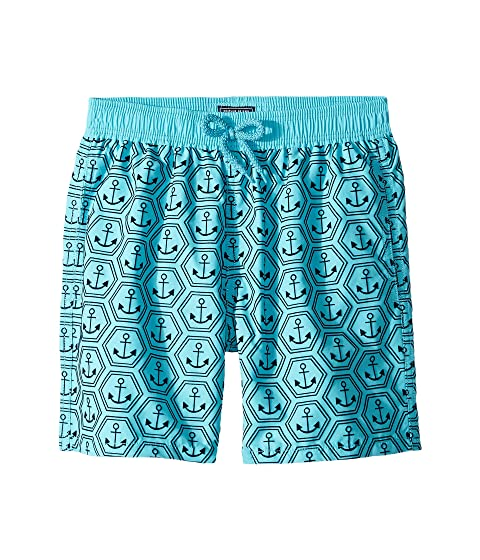 44188adfc4 Vilebrequin Kids Ancre De Chine Anchor Printed Trunks (Toddler/Little Kids/Big  Kids)