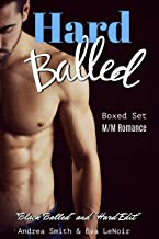 Hard Balled: M/M Alpha Romance (Black Balled Series Book 4)